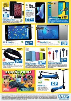 Ofertas de Xiaomi  en el folleto de Beep en León