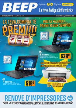 Catálogo Beep en Igualada ( 9 días más )