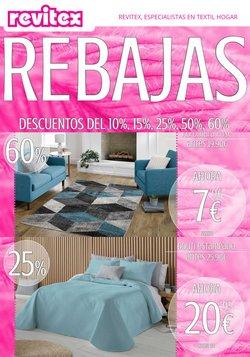 Ofertas de Revitex en el catálogo de Revitex ( 3 días más)