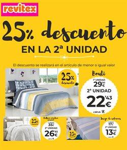 Ofertas de Revitex  en el folleto de Zamora