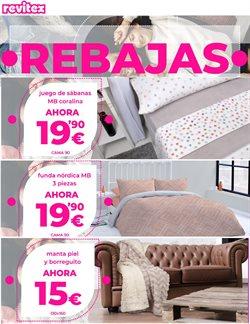 Ofertas de Hogar y Muebles  en el folleto de Revitex en Ávila