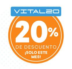 Cupón Vitaldent en Oviedo ( 2 días más )