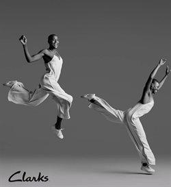 Ofertas de Clarks  en el folleto de Granada