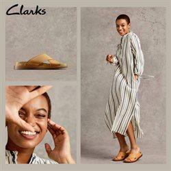 Ofertas de Clarks  en el folleto de Pamplona