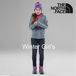 Ofertas de The North Face  en el folleto de Gijón