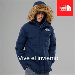 Ofertas de The North Face  en el folleto de Valladolid