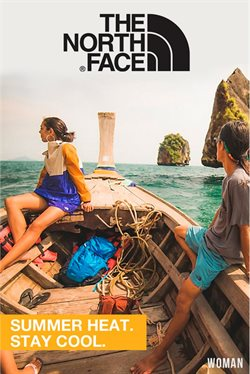 Ofertas de The North Face  en el folleto de Vitoria