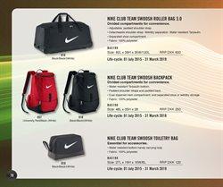 Ofertas de Mochila  en el folleto de Nike en Sanlúcar de Barrameda