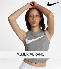 Ofertas de Nike  en el folleto de Madrid