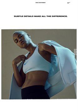 Ofertas de Ropa de deporte  en el folleto de Nike en Madrid