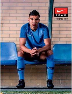 Ofertas de Nike  en el folleto de Madrid