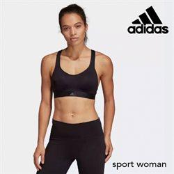 Ofertas de Deporte  en el folleto de Adidas en Zaragoza