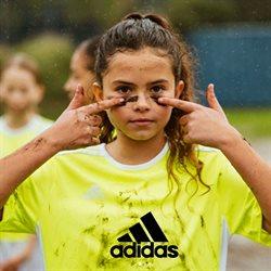 Ofertas de Adidas  en el folleto de Barcelona