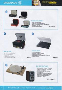 Ofertas de Sony en el catálogo de Fnac ( 2 días más)