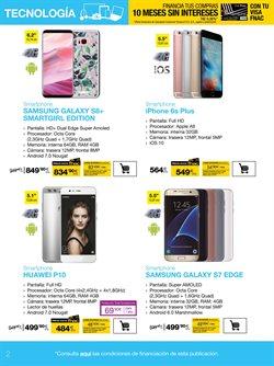 Ofertas de Smartphones Huawei  en el folleto de Fnac en Madrid