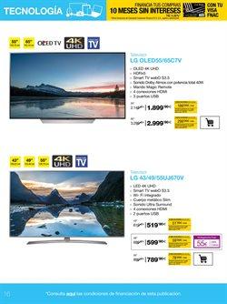 Ofertas de Televisores  en el folleto de Fnac en Las Rozas