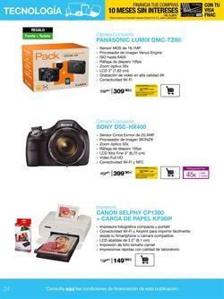 Ofertas de Cámara de fotos  en el folleto de Fnac en Paterna