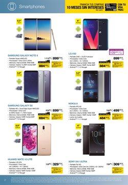 Ofertas de Samsung Galaxy S8  en el folleto de Fnac en Alcalá de Henares