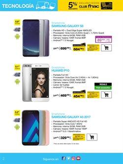 Ofertas de Samsung Galaxy S8  en el folleto de Fnac en Madrid
