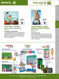 Ofertas de Material escolar  en el folleto de Fnac en Madrid