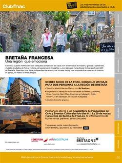 Ofertas de Hoteles  en el folleto de Fnac en A Coruña