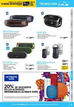 Ofertas de Altavoces bluetooth  en el folleto de Fnac en Alcalá de Henares