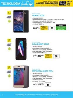 Ofertas de Motorola  en el folleto de Fnac en Zaragoza