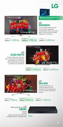 Ofertas de Reproductores  en el folleto de Fnac en Madrid