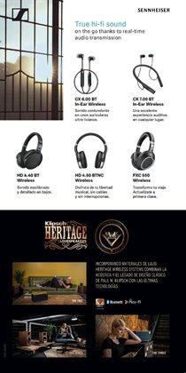 Ofertas de Auriculares deportivos  en el folleto de Fnac en Madrid