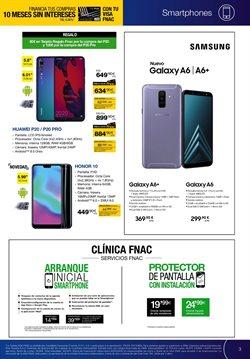Ofertas de Samsung Galaxy S6  en el folleto de Fnac en Alcalá de Henares