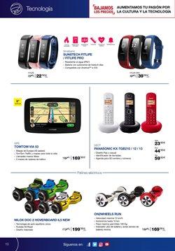 Ofertas de Panasonic  en el folleto de Fnac en Madrid