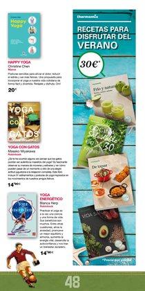 Ofertas de Libros de cocina  en el folleto de Fnac en Mairena del Aljarafe