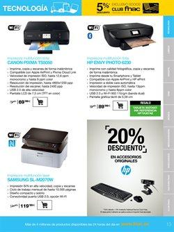 Ofertas de Impresora multifunción  en el folleto de Fnac en Getafe