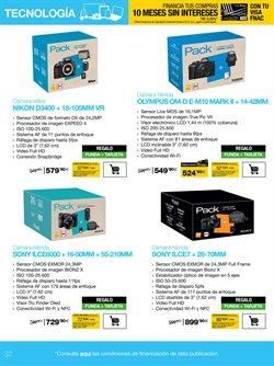Ofertas de Nikon  en el folleto de Fnac en Alcalá de Henares
