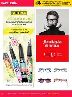 Ofertas de Gafas graduadas  en el folleto de Fnac en Dos Hermanas