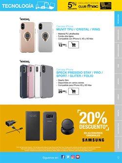 Ofertas de Accesorios para móvil en el folleto de Fnac en Pinto d97db83d8794c