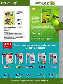 Ofertas de Rotuladores  en el folleto de Fnac en Barcelona