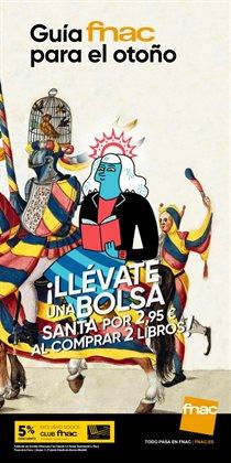 Ofertas de Libros y papelerías  en el folleto de Fnac en Rubí