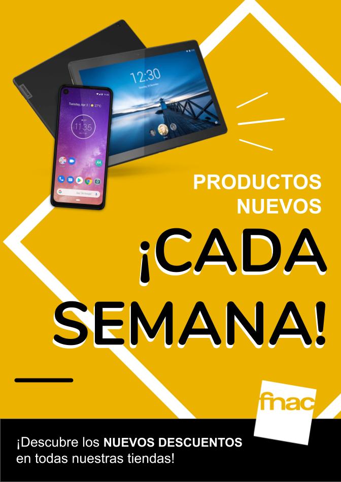 Ofertas de Informática y electrónica  en el folleto de Fnac en Villanueva de la Cañada