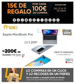 Catálogo Fnac en Málaga ( 2 días más )