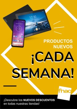 Ofertas de Informática y Electrónica en el catálogo de Fnac ( 17 días más )