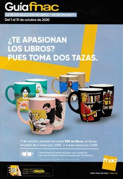 Catálogo Fnac en Arroyomolinos ( 10 días más )