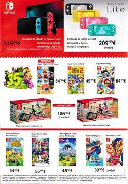 Ofertas de Nintendo en Fnac