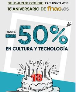 Ofertas de Fnac  en el folleto de Barcelona