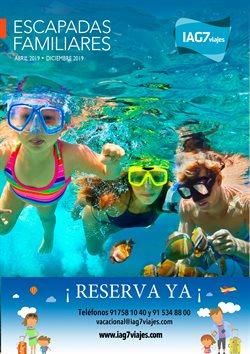 Ofertas de IAG7 Viajes  en el folleto de Castell Platja d Aro