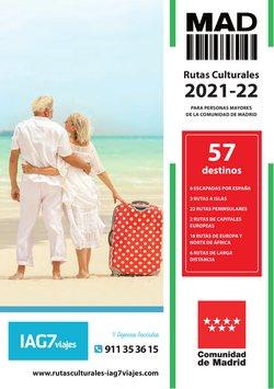 Ofertas de IAG7 Viajes en el catálogo de IAG7 Viajes ( Más de un mes)