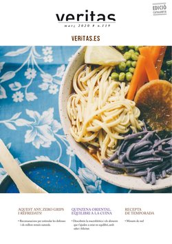 Catálogo Veritas en Igualada ( Caducado )