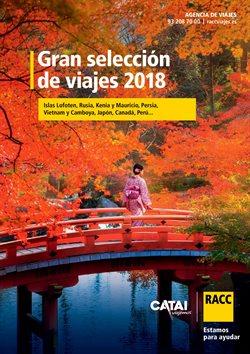 Ofertas de Racc Travel  en el folleto de Barcelona