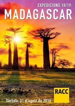 Ofertas de Viajes  en el folleto de Racc Travel en Badalona