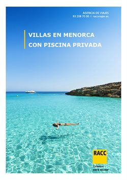 Ofertas de Racc Travel  en el folleto de L'Hospitalet de Llobregat